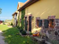 Ferienhaus Am Feldweg in Klocksin