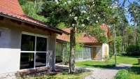 Ferienhaus am Wald in Basedow