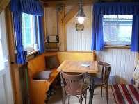 Bootshaus III in Damerow Essecke