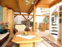 Ferienhaus Weinert in Groß Wokern Wohnzimmer