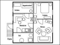 ferienhaus familie witt in ulrichshusen grundriss