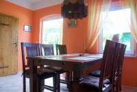 ferienwohnung familie witt in ulrichshusen küche 3
