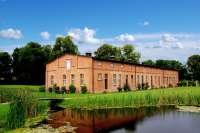 Ferienwohnung Terrassenhaus mit Alkoven in Tressow Gut Ulrichshusen