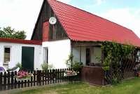 Ferienhaus Am Backofen II in Torgelow am See mit Terrasse